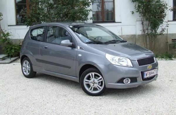 Hak wypinany + wiązka Chevrolet Aveo Sedan 2006-2011