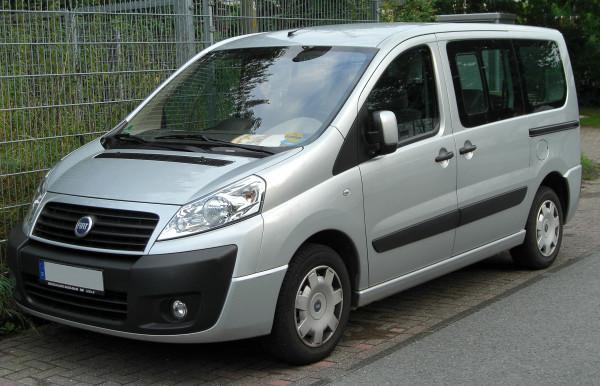 Hak holowniczy + moduł Fiat Scudo 2 od. 2006