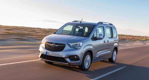 Hak wypinany + moduł Opel Combo od 2018