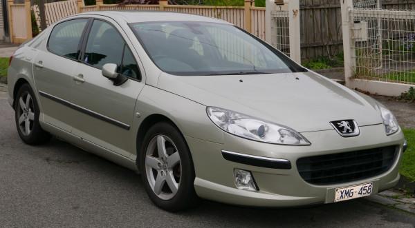Hak holowniczy + moduł Peugeot 407 2004-2008