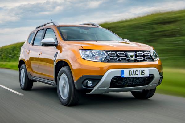 Hak wypinany + moduł Dacia Duster od 2017