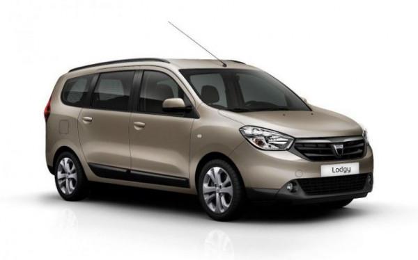 Hak wypinany + moduł Dacia Lodgy od 2012