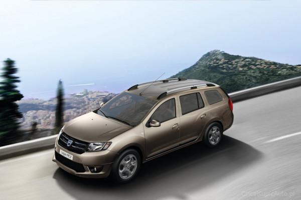 Hak holowniczy + moduł Dacia Logan MCV od 2013