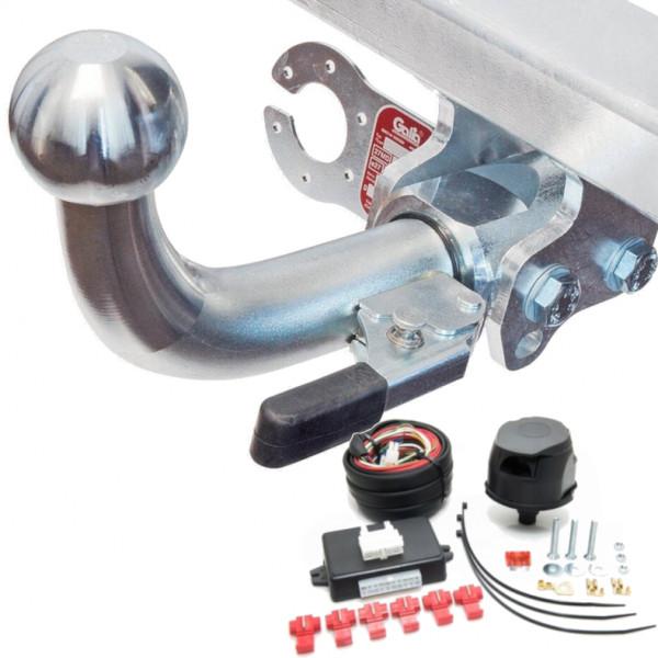 Hak wypinany + moduł Fiat Croma 2005-2011