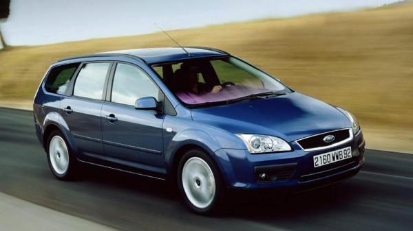 Hak holowniczy + wiązka Ford Focus MK2 2004-2011 kombi