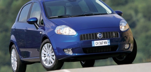 Hak holowniczy + moduł Fiat Grande Punto 2005-2013