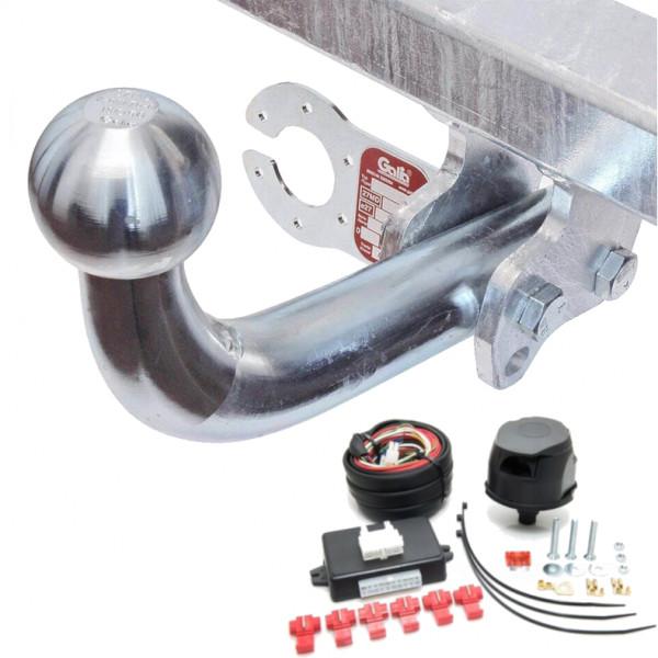 Hak holowniczy + moduł Fiat Punto Evo od 2009