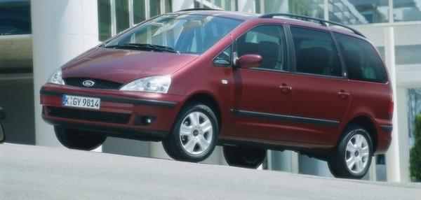 Hak holowniczy + wiązka Ford Galaxy 2000-2006
