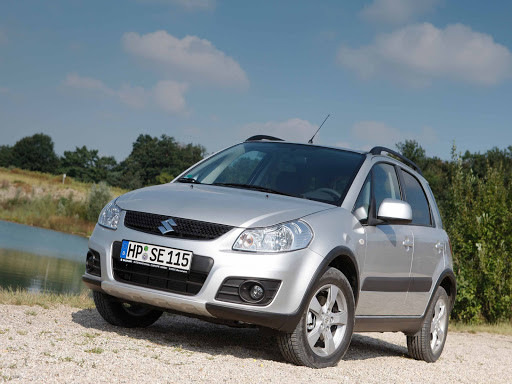 Hak wypinany + wiązka Suzuki SX4 2006-2013