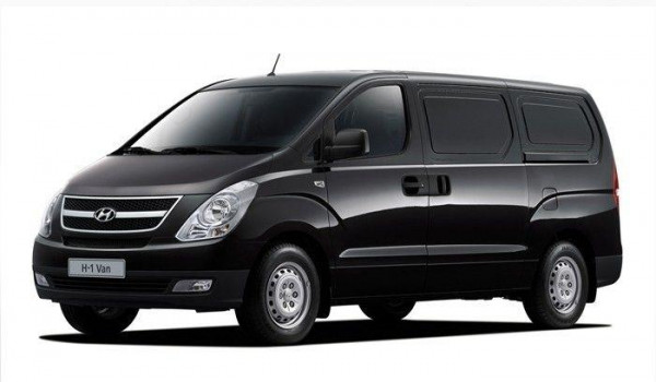 Hak wypinany + wiązka Hyundai H 1, H300 od 2008