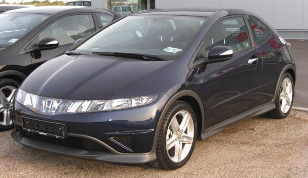 Hak holowniczy + wiązka Honda Civic 2006-2011